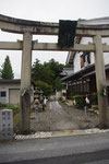 原八幡神社の鳥居
