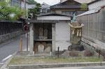 中津原の地神碑