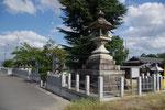 祇園神社の常夜燈