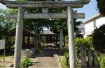 古大内遺跡(大歳神社)