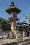 神村町の常夜燈