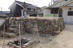 香登大内神社内の一里塚跡(東北)