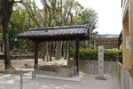 桜井驛址の碑