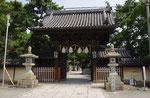 高砂神社正門