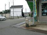 別府町本町の道標