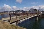室津道の土橋