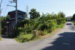 神野町西之山の道標