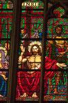 Glasmalerei Fenster im St. Veit Dom