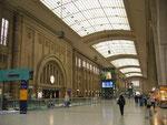 Besichtigung des schönsten Hauptbahnhofs in Europa