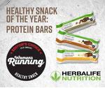 Proteinriegel - ausgezeichnet mit dem Gold Award von Womens Running