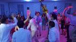 Boda de Wendi y Diego en San Miguel Totolcingo, bailando con animo hasta las 3:00 am
