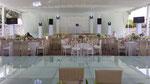 Montaje dj para boda de Mariana y Conrado