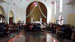 dj para boda en Casa de las Campanas pista iluminada