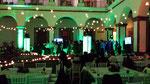 boda en Ex Convento de Regina bailando