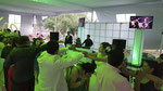 Boda de Wendi y Diego en San Miguel Totolcingo, durante batucada bailando Limbo