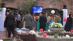 dj para bodas en Jardín Maja pantalla de 50 pulgadas