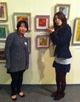 谷田さんと小柳さん