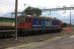 """Re 6/6 11688 """"Linthal"""", Wesen (13.08.2010) ©pannerrail.com"""
