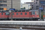 "Re 6/6 11652 ""Kerzers"", Rotkreuz (10.08.2010) ©pannerrail.com"