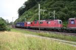 "Re 6/6 (Re 620) 11642 ""Monthey"", Rotkreuz (07.07.2012) ©pannerrail.com"