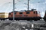 "Re 4/4, 11320 ""Interregio Cargo"", Erstfeld (18.04.2013) ©pannerrail.com"