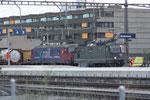 """Re 6/6 11688 """"Linthal"""", Rotkreuz (10.08.2010) ©pannerrail.com"""