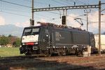 MRCE Dispolok BR 189 ES 64 F4-086, Oberrüti (26.06.2010) ©pannerrail.com