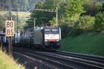 SBB Cargo International BR 189 ES 64 F4-107, Rotkreuz (17.05.2017) ©pannerrail.com