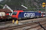 SBB Re 484 020-3, Erstfeld (07.05.2011) ©pannerrail.com