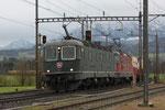"Re 6/6 11659 ""Chavornay"", Oberrüti (07.12.2011) ©pannerrail.com"