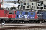 Re 4/4, 11347 (420 347-7 Cargo), Rotkreuz (20.09.2013) ©pannerrail.com