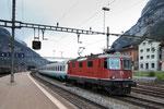 Re 4/4, 11214, Erstfeld (24.05.2013) ©pannerrail.com