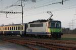 BLS Re 420 503-5, Oberrüti (23.03.2012) ©pannerrail.com