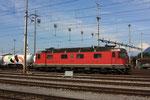 """Re 6/6 11671 """"Othmarsingen"""", Buchs (31.07.2011) ©pannerrail.com"""