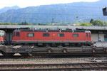 """Re 6/6 11653 """"Gümligen"""", Arth-Goldau (22.08.2010) ©pannerrail.com"""