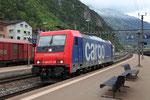 SBB Re 484 013-8, Erstfeld (24.05.2013) ©pannerrail.com