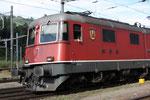 "Re 6/6 11601 ""Wolhusen"", Arth-Goldau (25.08.2010) ©pannerrail.com"