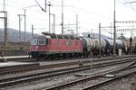 "Re 6/6 11623 ""Rupperswil"", Killwangen (28.12.2012) ©pannerrail.com"
