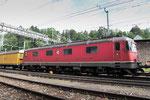"""Re 6/6 11620 """"Wangen bei Olten"""", Arth-Goldau (15.06.2013) ©pannerrail.com"""