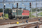"Re 6/6 11608 ""Wetzikon"", Sargans (16.08.2011) ©pannerrail.com"