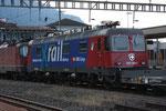 """Re 6/6 11688 """"Linthal"""", Arth-Goldau (19.09.2010) ©pannerrail.com"""