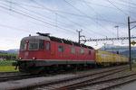 "Re 6/6 11656 ""Travers"", Oberrüti (23.04.2012) ©pannerrail.com"