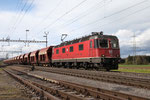 "Re 6/6 11641 ""Moutier"", Oberrüti (24.04.2012) ©pannerrail.com"