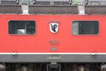 """Re 6/6 11629 """"Interlaken"""", Buchs (06.08.2011) ©pannerrail.com"""