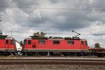 Re 4/4, 11337, Rotkreuz (11.09.2013) ©pannerrail.com