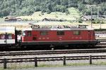 Re 4/4, 11303, Erstfeld (03.08.2013) ©pannerrail.com