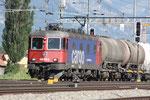 """Re 6/6 (Re 620) 11642 """"Monthey"""", Sargans (27.06.2011) ©pannerrail.com"""