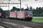 Re 4/4, 11325, Oberrüti (11.07.2013) ©pannerrail.com