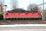 "Re 6/6 11618 ""Dübendorf"", Rotkreuz (21.12.2012) ©pannerrail.com"