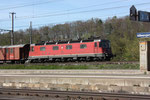 "Re 6/6 11625 ""Oensingen"", Killwangen (06.04.2011) ©pannerrail.com"